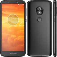 Verizon Wireless Motorola e5 Go 16GB Prepaid Smartphone, Black