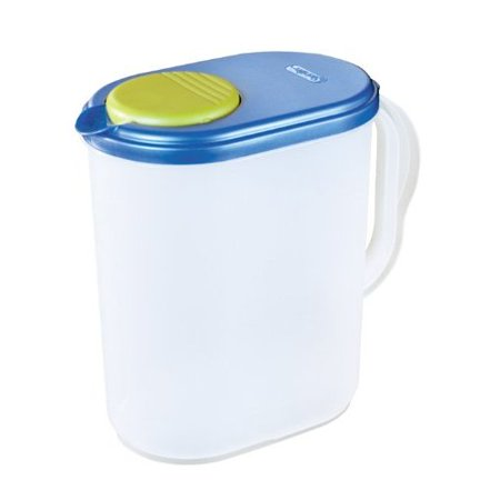 Sterilite 1 Gal Pitcher, Blue Sky (Available in Case of 6 or Single Unit)