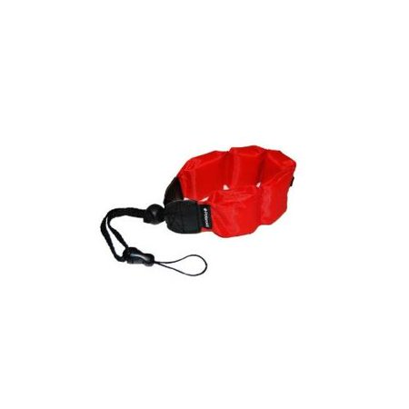 Olympus TG-320 Tough Digital Camera Floating Strap Floating Wrist Strap - Red - Replacement by General Brand