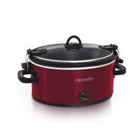 Crock-Pot Cook & Carry Slow Cooker, 4 Quart (SCCPVL400-R)