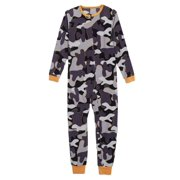 3bd752b68 Boys  Fleece Footed Pajamas