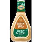 Ken's Steakhouse Dressing, Honey Mustard, 16 Fl Oz