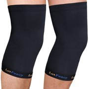 5d669bdbeb Copper Knee Brace, LotFancy Copper Compression Sleeve for Women Men, Ideal  Support for ACL