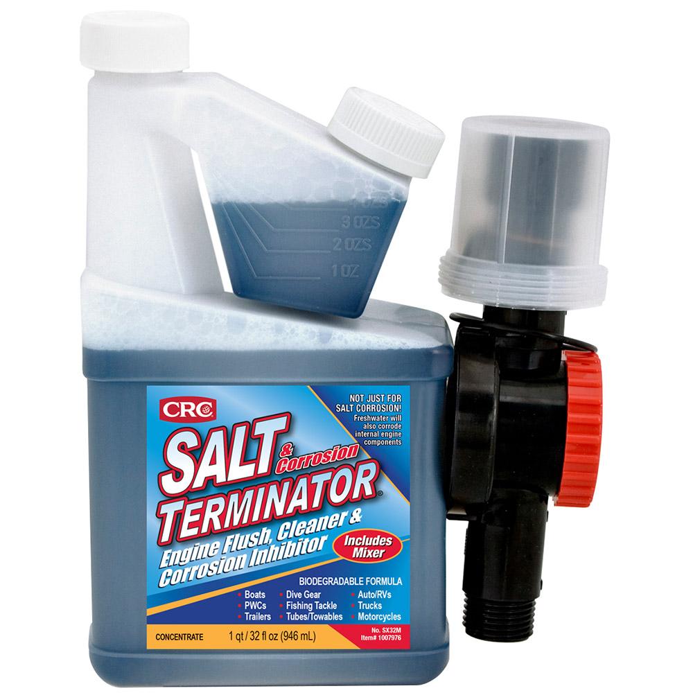 CRC Salt Terminator Engine Flush