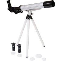 Elenco Mobile 20x/30x/40x 30mm Astronomical Telescope with Tripod
