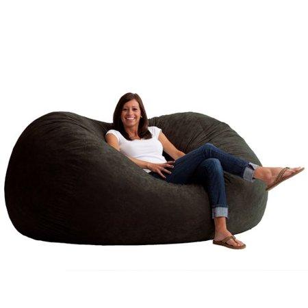 Big Joe Xl 6 Fuf Bean Bag Chair Multiple Colors Fabrics