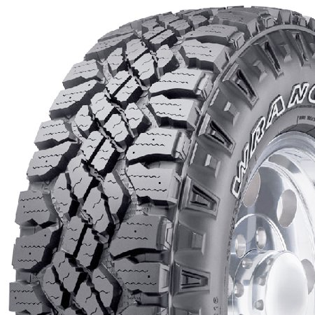 Goodyear Wrangler Duratrac Lt235 75r15 104q Owl Commercial Traction