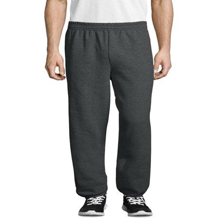 Big & Tall Men's EcoSmart Elastic Bottom 32 Inch Inseam (Best Original Penguin Mens Sweatpants)