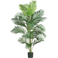 Nearly Natural 7-ft. Artificial Paradise Palm