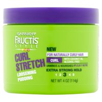 Garnier Fructis Style Curl Stretch Loosening Pudding 4 OZ