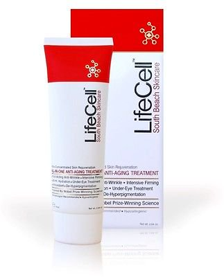 Lifecell Lifecell Anti Aging Wrinkle Skin Care Creme Walmart Com