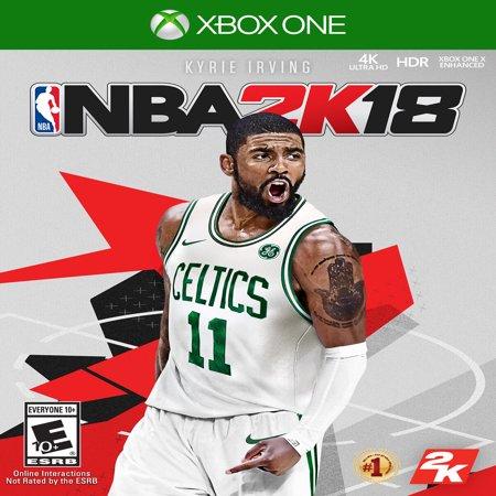 - NBA 2K18, 2K, Xbox One, 710425499081