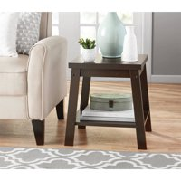 Mainstays Logan Side Table, Multiple Finishes