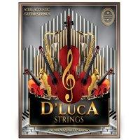 D'Luca Steel Acoustic Guitar Strings 6 Pcs Set