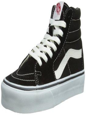 Product Image Vans Sk8-Hi (Black Black White) Men s Skate Shoes-9 a3bfc02622c9c