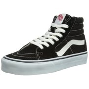 729b60ff93 Vans Sk8-Hi (Black Black White) Men s Skate Shoes-9