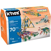 K'NEX Imagine - Classic Constructions 70 Model Building Set