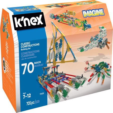 K'NEX Imagine - Classic Constructions 70 Model Building -
