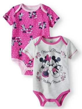 663d813cac7a Baby Girls Character Clothing - Walmart.com