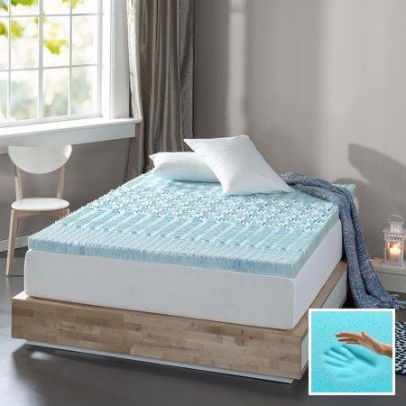 3 Comp Foam - Spa Sensations by Zinus Zoned Fusion Gel Memory Foam 3
