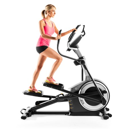 Gold's Gym Stride Trainer 550i Elliptical with Adjustable Incline