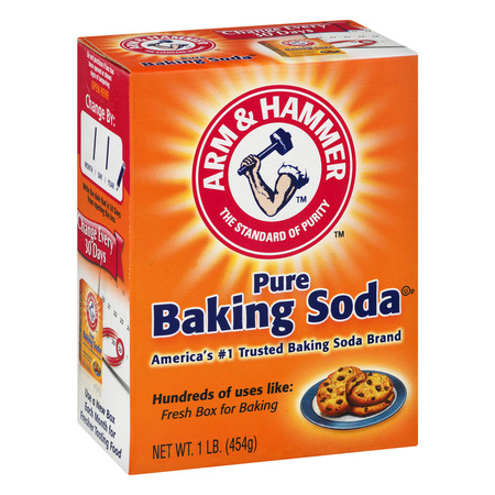 Arm & Hammer Pure Baking Soda, 1 lb