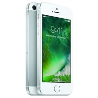 Simple Mobile Apple iPhone SE 32GB 4G LTE Prepaid, Silver (Limit 2) Sales of Prepaid Phones are restricted to no more than (2) devices per customer within a 21-day period (across Brands)