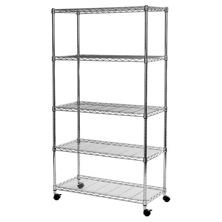 Stainless Steel Plate Shelf - 14