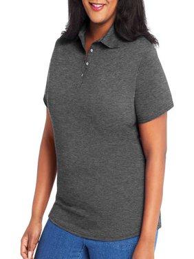 Women's X-Temp w/ Fresh IQ Short Sleeve Pique Polo Shirt