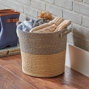 Better Homes & Gardens Large Sisal Rope Bin