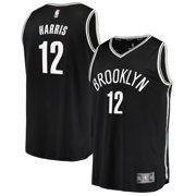 a03315d08 Joe Harris Brooklyn Nets Fanatics Branded Fast Break Replica Player Jersey  - Icon Edition - Black