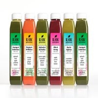 Raw Generation 7-Day Skinny Juice Cleanse, 42 pc