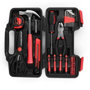 9dc040a42e78 Tool Set Box - Hand Tool Kit   Accessories For General Household DIY Home  Repair with