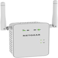 NETGEAR Certified Refurbished EX6100-100NAR AC750 WiFi Range Extender with Gigabit Ethernet