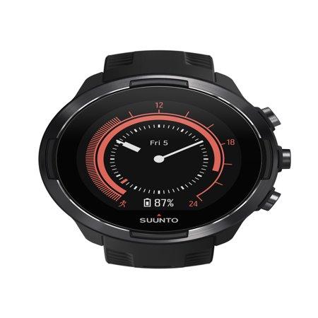 Suunto - 9 GPS Baro Multisport Watch - Black - Walmart.com