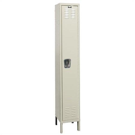 Hallowell Premium 1 Tier 1 Wide School Locker ()