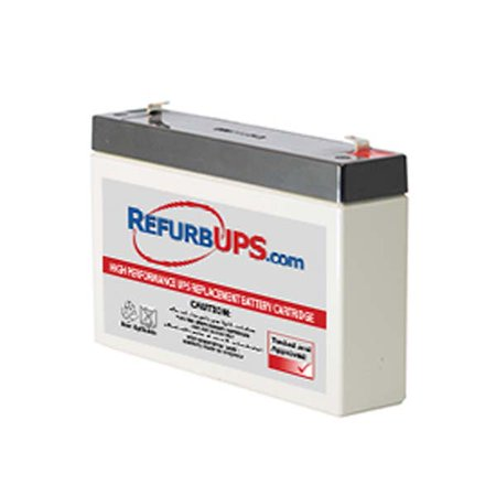 Ds3 Quad - Emergi-Lite DS3 - Brand New Compatible Replacement Battery