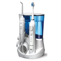 Waterpik Complete Care 5.0 Water Flosser, WP-861 Blue/White