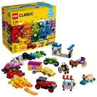 Deals on LEGO Classic Bricks on a Roll 10715 (442 Pieces)