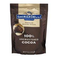 Ghirardelli 100% Unsweetened Baking Cocoa 8 oz