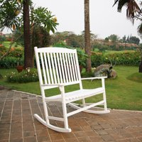 Mainstays Outdoor 2-Person Double Rocking Chair