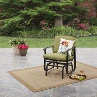 Mainstays Belden Park Outdoor Glider Chair