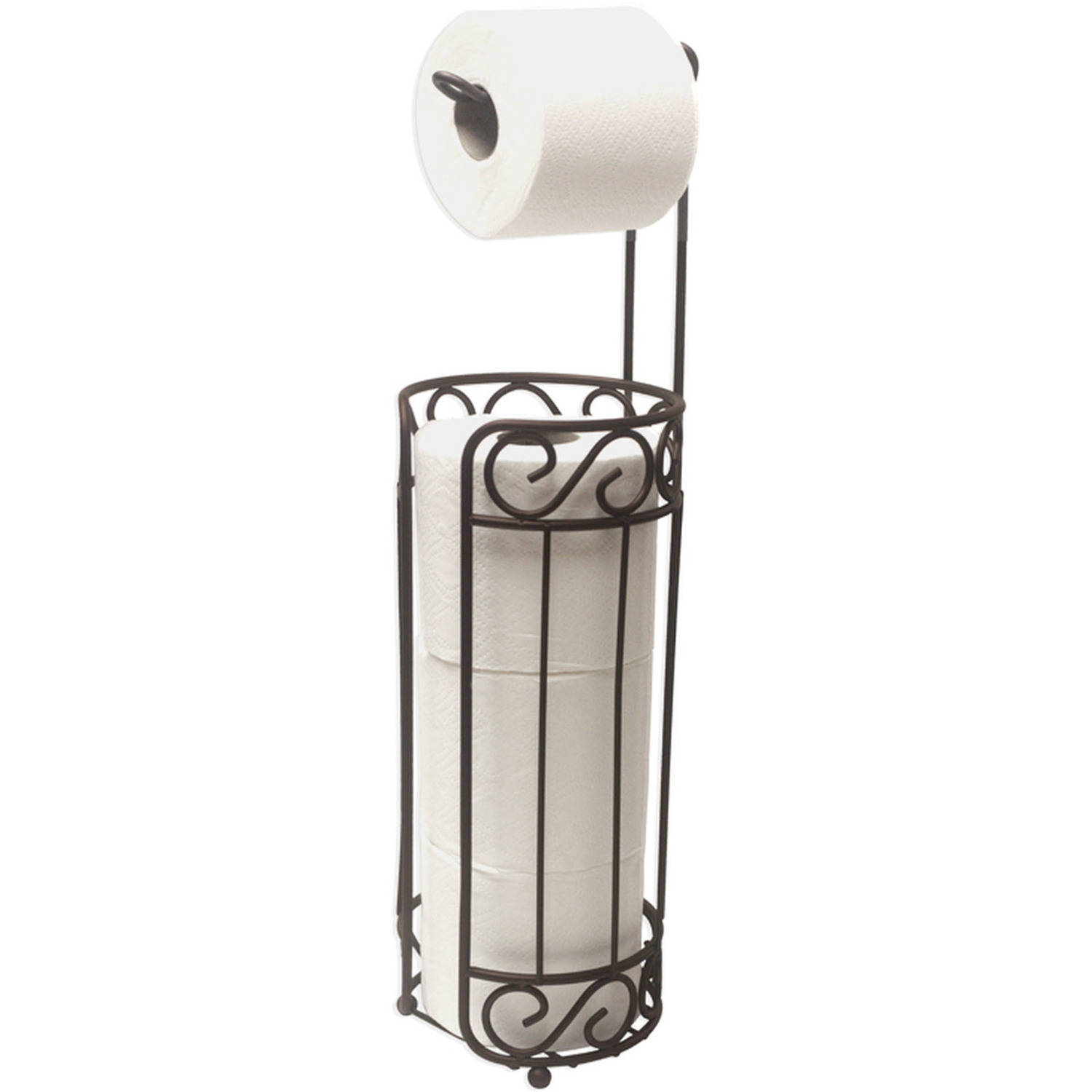 Wrought Iron Toilet Paper Holders