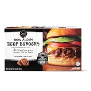 Sam's Choice Black Angus Beef Patties, 6 ct, 2 lb