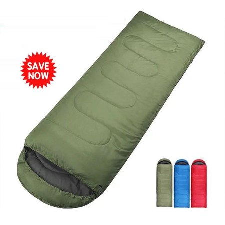 Sleeping Bag For Great 3 Seasons Camping Lightweight Hiking