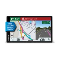 GARMIN RV 770 LMT-S GPS w/ 7 Inches Color Touchscreen, Bluetooth Connectivity, Lifetime maps & traffic and Speed Limit Indicator