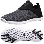 Aleader Men's Slip-on Athletic Aqua Water Shoes