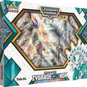 Pokemon Shiny Zygarde GX Box Trading Cards