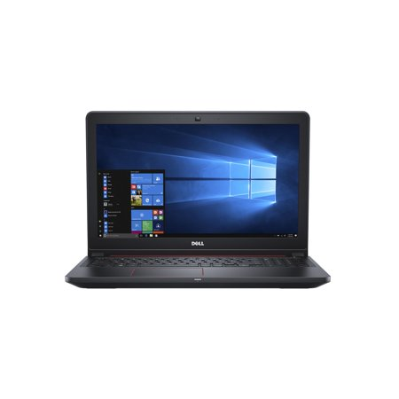 "Dell Inspiron Gaming Laptop 15.6"", Intel i7-7700hq, Nvidia GTX 1050Ti 4GB, 16GB RAM, 1TB + 512GB SSD, i5577-7342BLK"