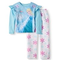 Girl's 2 Piece Frozen Pajama Sleep Set (Big Girls & Little Girls)